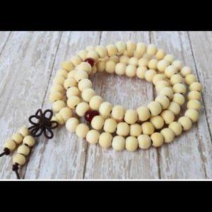 6MM Sandalwood Bracelet Beads